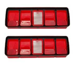 Body Components - Tail Light Lens