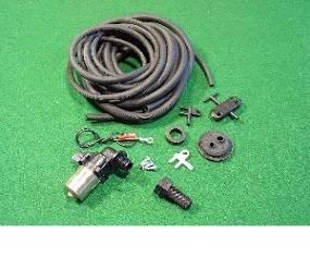 Mopar 1967 To 1974 Mopar A Body  Windshield Washer Hose Nozzel Kit
