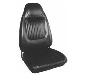 Interior - Seat Covers-Leather