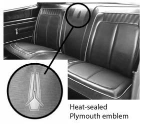 Astounding Dmps 5120 Mopar Seat Cover 1970 Sport Sattelite Roadrunner Pdpeps Interior Chair Design Pdpepsorg