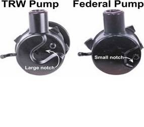 Dmps 6813 Ps003 Mopar Big Block Amp Hemi Trw Power Steering