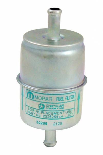 Air/Fuel System - Fuel Filters