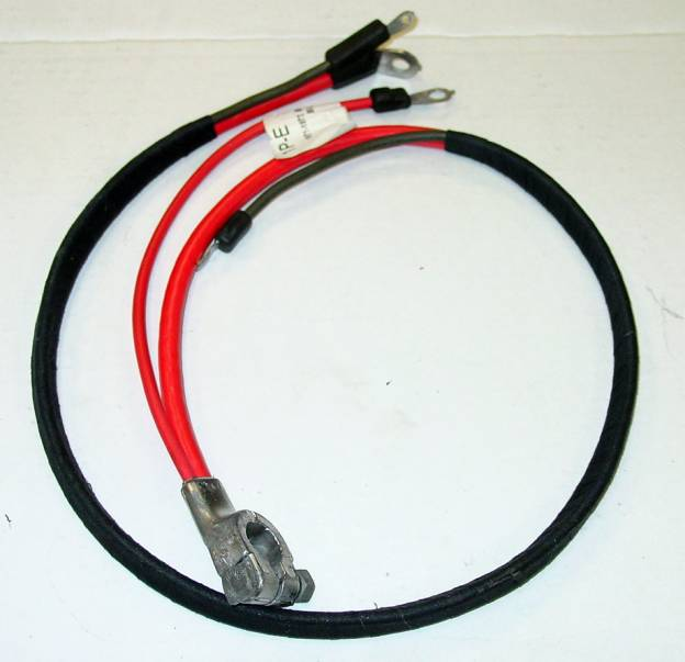 Electrical - Battery Cables-Positive