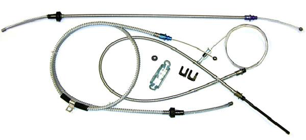Brakes/Wheels - Parking Brake Cable Kits