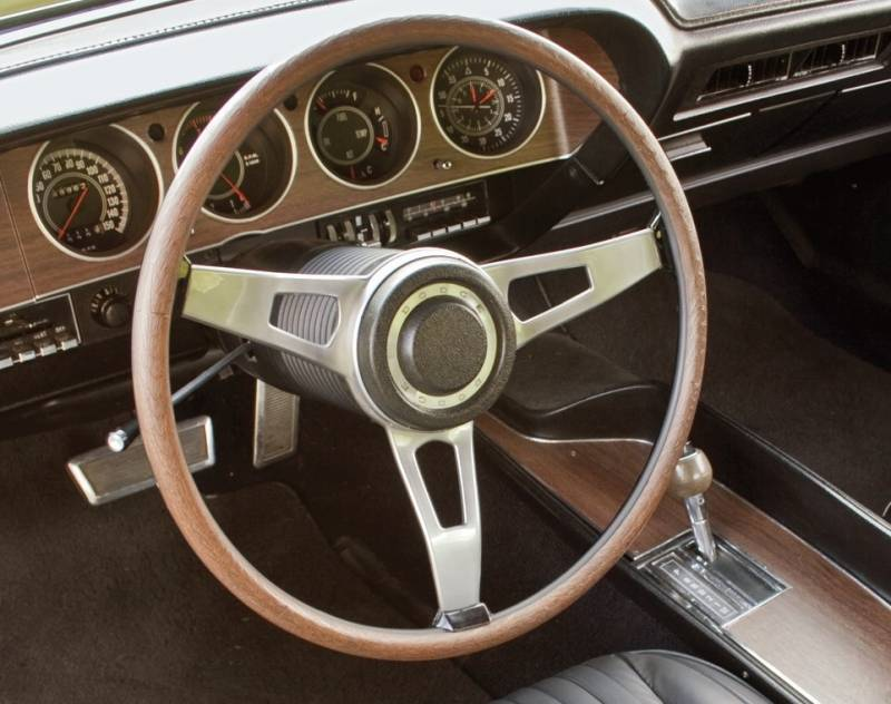 Dmps 1862 Rim Blow Steering Wheel Kit 1970 Dodge