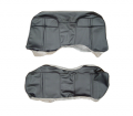 Dante's Mopar Parts - Mopar Seat Covers 1971 Plymouth Barracuda, Cuda Standard Style Rear Bench