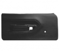 "Dante's Mopar Parts - Mopar OE Correct Injection Molded ""Metro"" BLACK Door Panels 1970-1974 Plymouth Barracuda"