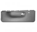 Dante's Mopar Parts - 1971-1974 B-body Charger Road Runner Satellite Lower (Plastic) Door Panels
