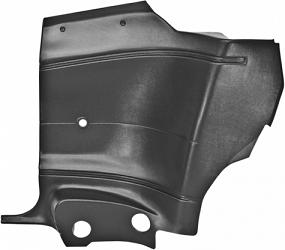 Dante's Mopar Parts - Mopar E-Body Standard Convertible Rear Panels 1970-1971 Plymouth Barracuda - Image 1