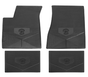 Legendary Auto Interiors - Mopar Vinyl Custom Vintage Floor Mats 1968-1971 Dodge Super Bee - Image 1