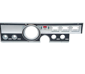 Dante's Mopar Parts - Mopar A-body 1965 Dodge Dart (Canadian Valiant) Dash Instrument Bezel - Image 1