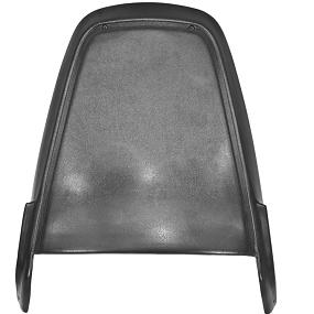 Dante's Mopar Parts - Mopar 1970-1974 Plastic Bucket Seat Backs A-body, B-body and E-body