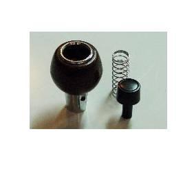 Dante's Mopar Parts - Mopar Automatic Woodgrain Shifter Knob - Image 1