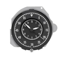 Dante's Mopar Parts - Mopar 1968-1970 B-Body Charger Super Bee GTX Road Runner Rallye Gauge Clock