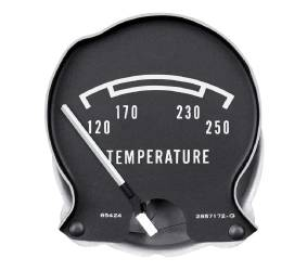 Dante's Mopar Parts - Mopar 1968-1970 B-Body Rallye Temperature Gauge - Image 1