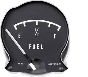 Dante's Mopar Parts - Mopar 1968-1970 B-Body Rallye Fuel Gauge - Image 1