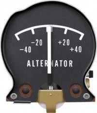 Dante's Mopar Parts - Mopar 1968-1970 B-Body Rallye Ammeter Gauge - Image 1