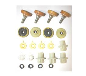Dante's Mopar Parts - Mopar 1973-1974 E-Body Door Hardware Kit