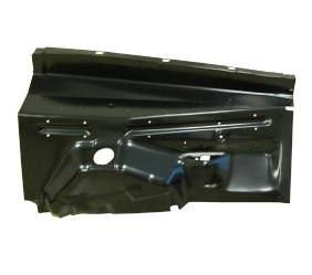 Dante's Mopar Parts - Mopar A-Body Sheet Metal Inner Fender LH 250-1067L 67-74 A-body - Image 1