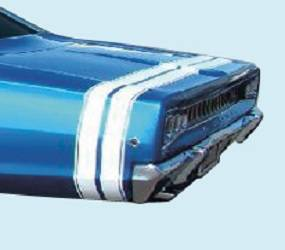 Dante's Mopar Parts - Mopar Stripes 1968 Dodge Coronet R/T - Image 1