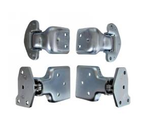 Dante's Mopar Parts - Mopar Door Hinges Complete Set 71-74 B-body