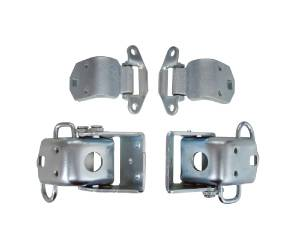 Dante's Mopar Parts - Mopar Door Hinges Complete Set 67-74 A-body Dart, Duster, Demon, Valiant - Image 1