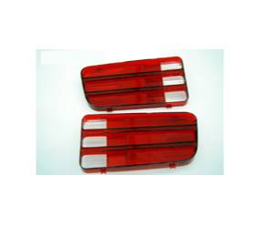 Dante's Mopar Parts - Mopar Lenses Tail Light Lens E-Body 1970 Plymouth Barracuda Cuda