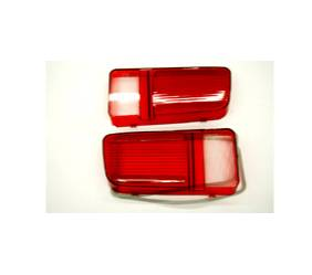 Dante's Mopar Parts - Mopar Lenses Tail Light Lens -1971 Plymouth Barracuda Cuda