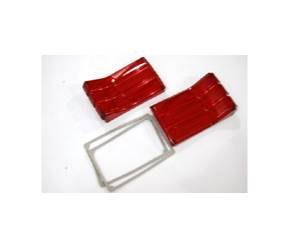 Dante's Mopar Parts - Mopar Lenses Tail Light Lens B-Body 1966 Plymouth Belvedere - Image 1