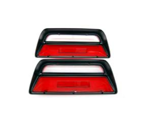 Dante's Mopar Parts - Mopar Lenses Tail Light Lens B-Body 1972 Road Runner GTX