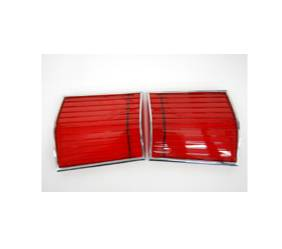 Dante's Mopar Parts - Mopar Lenses Tail Light Lens A-Body 1967 Dodge Dart
