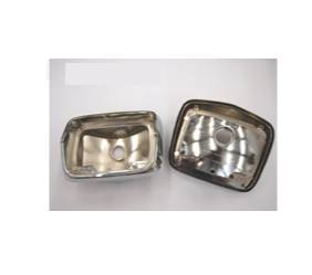 Dante's Mopar Parts - Mopar Tail Light 1965 Plymouth Belvedere Tail Light Housings - Image 1