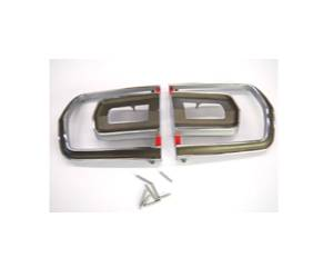 Dante's Mopar Parts - Mopar Tail Light Bezels 1968 Plymouth GTX