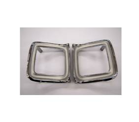 Dante's Mopar Parts - Mopar Tail Light Bezels 1969 Plymouth Road Runner