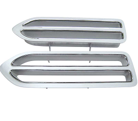Dante's Mopar Parts - Mopar Tail Light Bezels 1970 Plymouth GTX