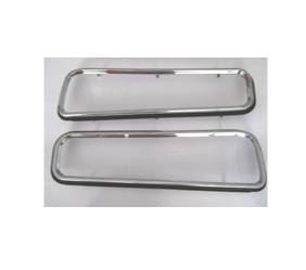 Dante's Mopar Parts - Mopar Tail Light Bezels 1970 Dodge Coronet & Super Bee - Image 1