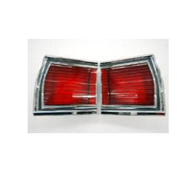 Dante's Mopar Parts - Mopar Tail Light Bezels & Assemblies 1967 Dodge Dart Complete Tail Light Assemblies - Image 1