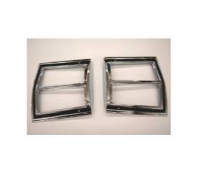 Dante's Mopar Parts - Mopar Tail Light Bezels 1969 Dodge Dart