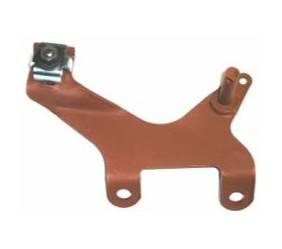 Dante's Mopar Parts - Mopar Throtte Cable Bracket 1968-73 340 Four-Barrel Throttle Cable Mounting Bracket - Image 1