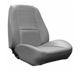 Legendary Auto Interiors - Mopar Seat Covers 1969 Dodge Dart GT & GTS Rallye Seat  Front Buckets