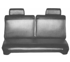 Legendary Auto Interiors - Mopar Seat Covers 1968 Dodge Dart & Plymouth Valiant 100 Front Split Bench - Image 1