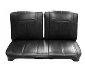 Legendary Auto Interiors - Mopar Seat Covers 1968 Dodge Dart GT & GTS Front Split Bench