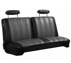 Legendary Auto Interiors - Mopar Seat Covers 1970 Dart Custom A-body Front Split Bench - Image 1