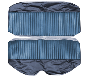 Legendary Auto Interiors - Mopar Seat Covers 1970 Dart Swinger & Swinger 340 A-body Hardtop Rear Bench Seat Cover