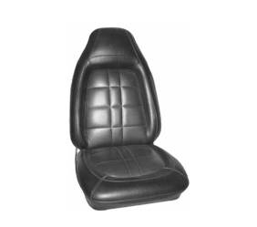 Legendary Auto Interiors - Mopar Seat Covers 1971 Duster, Duster 340, Demon & Demon 340 A-body Front Buckets
