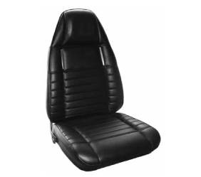 Legendary Auto Interiors - Mopar Seat Covers 1972 Duster, Duster 340, Demon & Demon 340 A-body Front Buckets
