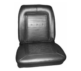 Legendary Auto Interiors - Mopar Seat Covers 1966 Barracuda A-body Front Buckets