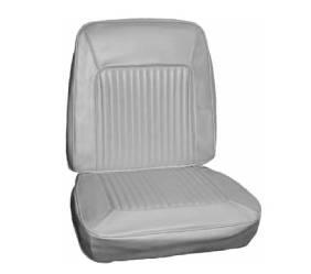 Legendary Auto Interiors - Mopar Seat Covers 1967 Barracuda A-body Front Buckets