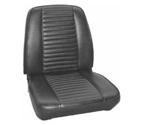 Legendary Auto Interiors - Mopar Seat Covers 1969 Barracuda OEM Standard Style A-body Front Buckets