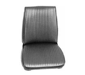 Dante's Mopar Parts - Mopar Seat Covers 1967 Coronet RT & Coronet 500 B body Front Buckets